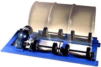 Morse Stationary Drum Rollers